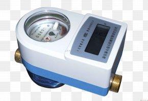 Home Large Water Meter - Water Metering Smart Meter Electricity Meter Smart City Information PNG