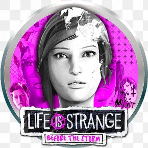 Life Is Strange - Life Is Strange: Before The Storm PlayStation 4 Video Game PNG