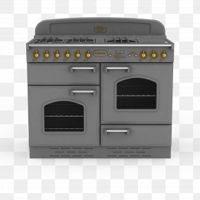 Dark Kitchen Appliance - Kitchen Oven Home Appliance Gas Stove PNG