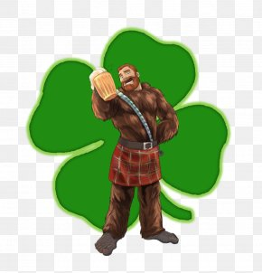 Saint Patrick's Day - The Simpsons: Tapped Out Ireland Saint Patrick's Day March 17 Irish People PNG