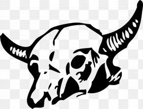 Cow Clip Art - Death Cattle Clip Art PNG