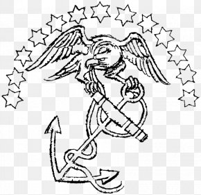 United States - United States Marine Corps Eagle, Globe, And Anchor Marines Royal Thai Marine Corps PNG
