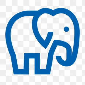 Ears - African Elephant Icon Design PNG