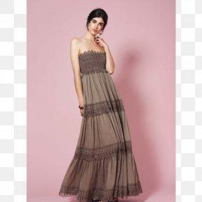 Dress - Gown Party Dress Wedding Maxi Dress PNG