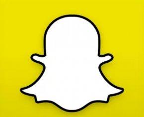 Ghost Saying Boo - Logo Snapchat Company Marketing PNG