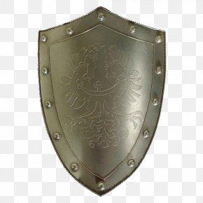 Shield - Kite Shield Knight Buckler Sword PNG