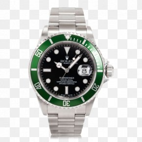 Rolex - Rolex Submariner Automatic Watch Jewellery PNG