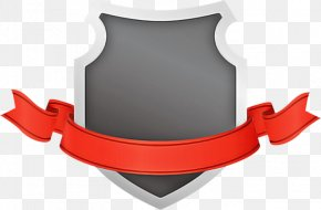Cold Weapon Shield - Red Shield Cold Weapon PNG