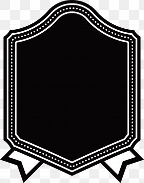Black Frame Design PNG