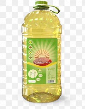 Sunflower Oil - Soybean Oil Sunflower Oil Cooking Oil Vegetable Oil PNG