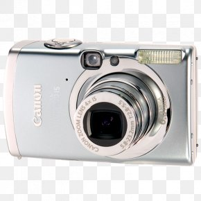 Canon Digital Ixus - Canon Digital IXUS 800 IS Video Cameras Camera Lens PNG
