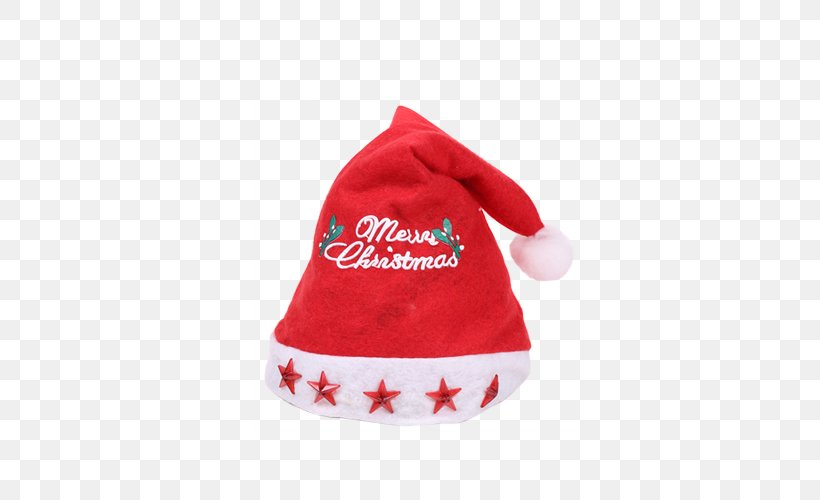 Hat Pentagram Christmas Red Star, PNG, 500x500px, Christmas, Bonnet, Cap, Christmas Decoration, Christmas Ornament Download Free