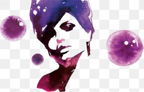 Illustrator Watercolor Painting Fashion Illustration Tuesday Bassen PNG