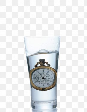Soaking Time Watch - Pocket Watch Computer File PNG