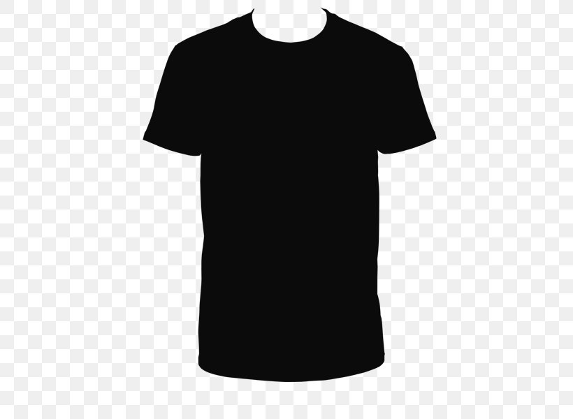 T-shirt Clothing Sleeve Unisex, PNG, 500x600px, T Shirt, Active Shirt, Black, Clothing, Direct To Garment Printing Download Free