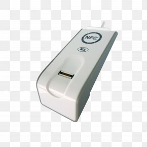 Finger Print - Security Token Near-field Communication Fingerprint Smart Card Card Reader PNG