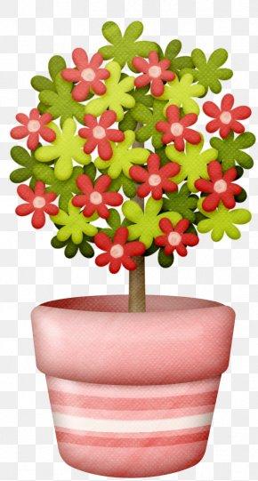Long Flower - Flowerpot Artificial Flower Clip Art PNG