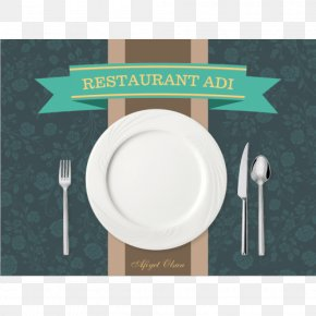 Restaurant Poster - Stock Photography Drawing Фотобанк PNG