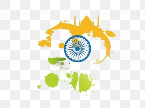 Vector Ink India Independence Day - Indian Independence Day Flag Of India PNG