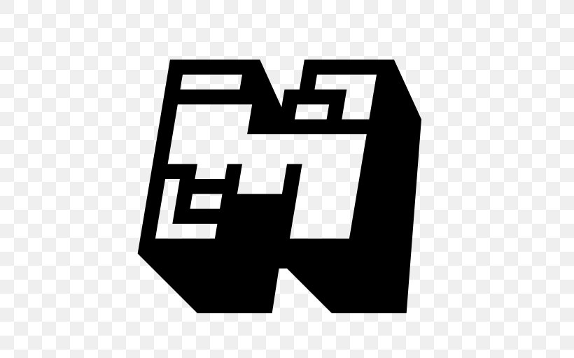 Minecraft Pocket Edition Logo Png 512x512px Minecraft Android Area Black Black And White Download Free
