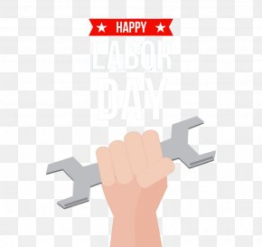 US Labor Day Wrench Cute Creative - Wrench Labor Day Icon PNG