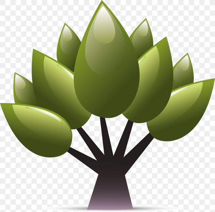 Tree Plant Icon, PNG, 2461x2426px, Tree, Arecaceae, Flower, Green, Leaf Download Free
