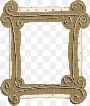 Brown Frame - By The Great Horn Spoon! Picture Frames Digital Photo Frame Teacher PNG