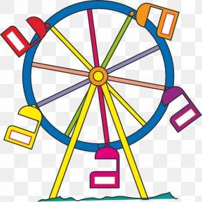 Carnival - Ferris Wheel Car Clip Art PNG