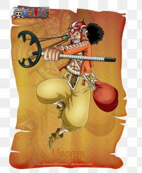 One Piece - Monkey D. Luffy Usopp Roronoa Zoro Nami One Piece PNG