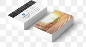 VISITING CARD - Brand PNG