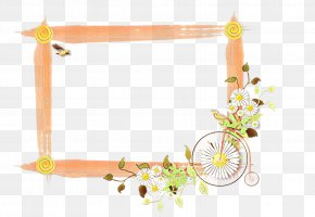 Picture Frame Film Frame - New Year Frame PNG