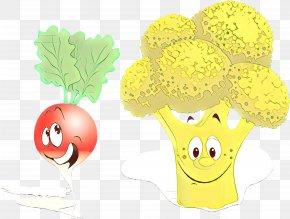 Side Dish Smile - Vegetables Cartoon PNG
