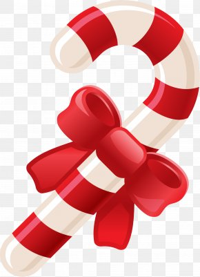 December Cliparts - Candy Cane Holiday Christmas Clip Art PNG