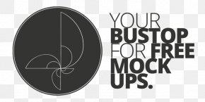 Header Mock Up - Logo Mockup Industrial Design Brand PNG