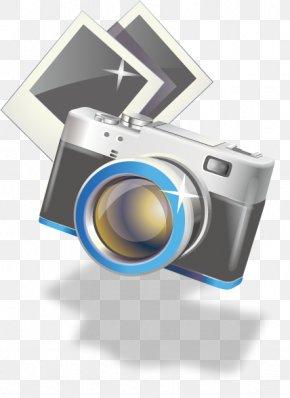 Digital Cameras - Video Camera Photography Clip Art PNG