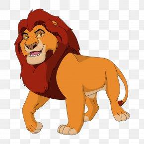 Lion King - The Lion King Simba Mufasa Zazu Nala PNG