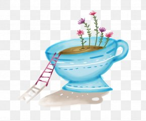 Ladder Cup - Drawing Stock Illustration Cartoon Illustration PNG