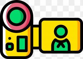 Camera Video Recording - Video Camera Video Capture Icon PNG