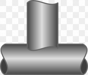 Plumber Pipes Cliparts - Cylinder Angle Font PNG
