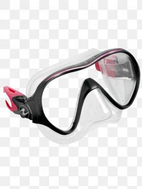 Mask - Diving & Snorkeling Masks Scuba Diving Aqua Lung/La Spirotechnique Aqua-Lung Scuba Set PNG