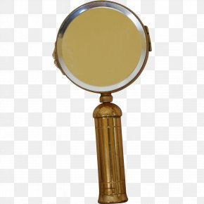 Magnifying Glass - Magnifying Glass Mirror Compact PNG