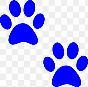 Cartoon Paw Prints - Dog Paw Green Pixabay Clip Art PNG