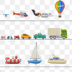 Vector Vehicle - Vehicle Car Airplane Clip Art PNG