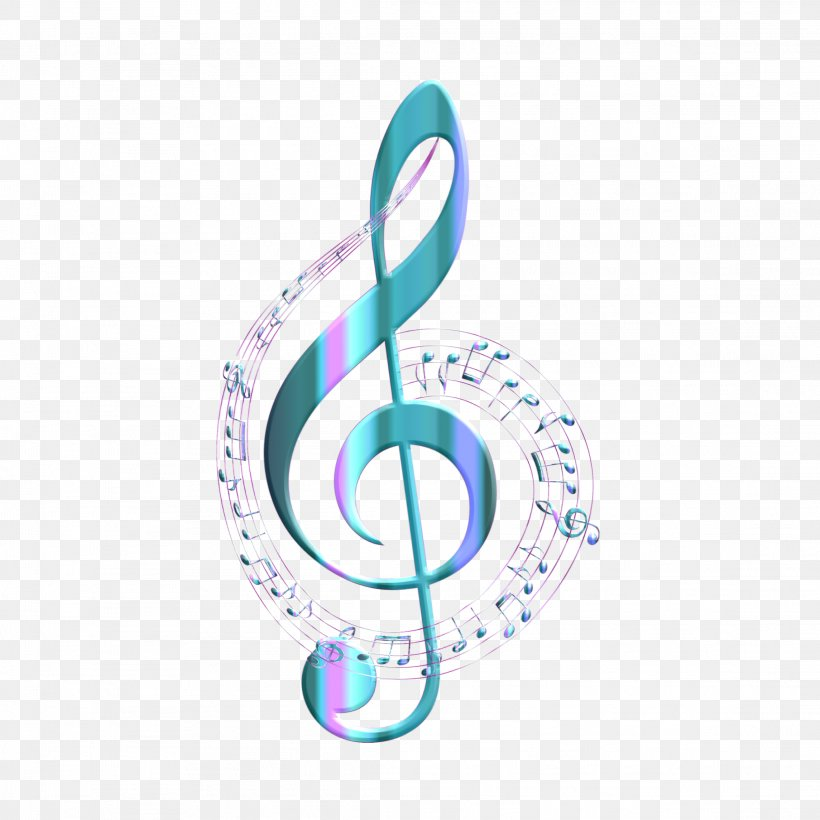 Treble Clef Musical Note Drawing Png 2289x2289px Treble