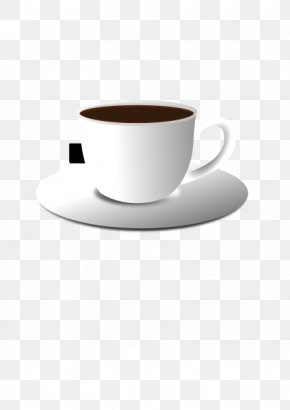 Tea Cup Clipart - White Coffee Tea Ristretto Coffee Cup PNG