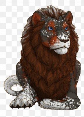 Lion - Lion Bear Big Cat Mane PNG