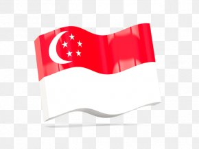 Flag - Flag Of Singapore Flag Of Lebanon PNG