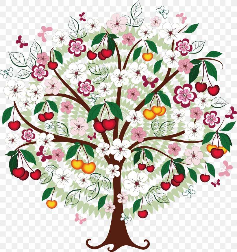 Cherry Drawing Royalty-free Clip Art, PNG, 1721x1830px, Cherry, Art, Blossom, Branch, Can Stock Photo Download Free