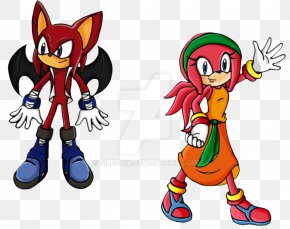 Child - Knuckles The Echidna Rouge The Bat Tikal Shadow The Hedgehog DeviantArt PNG