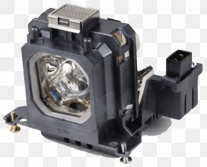 Projection Lamp - Electronics PNG